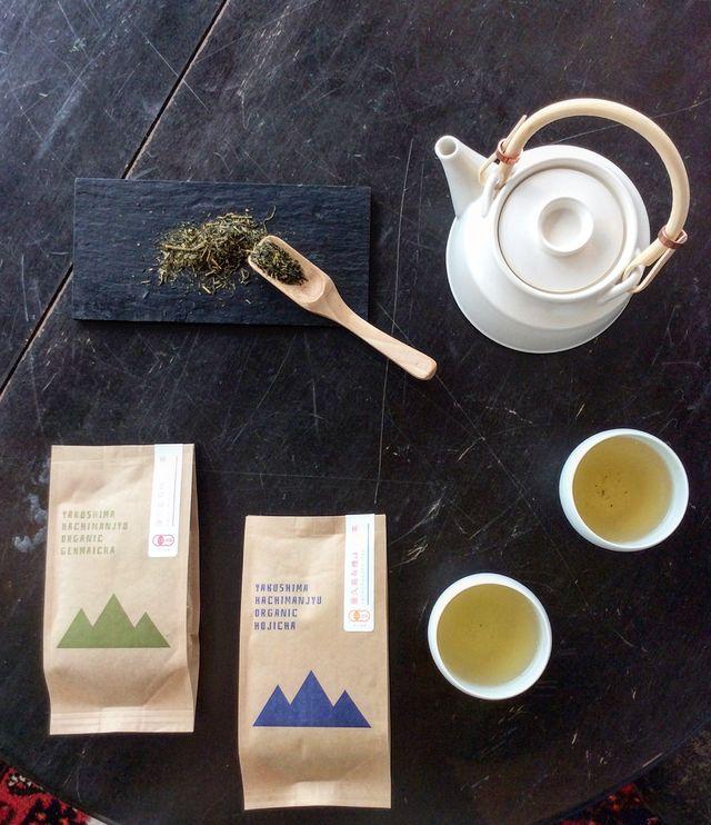 屋久島ほうじ茶2